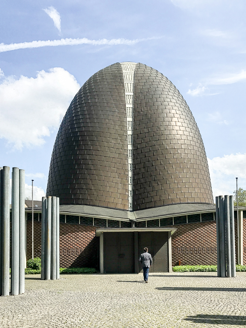 Dusseldorf architecture city guide. best architecture to see in Germany_rochus kirche (2)